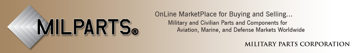 MILPARTS - Premier site for buying and selling military surplus parts