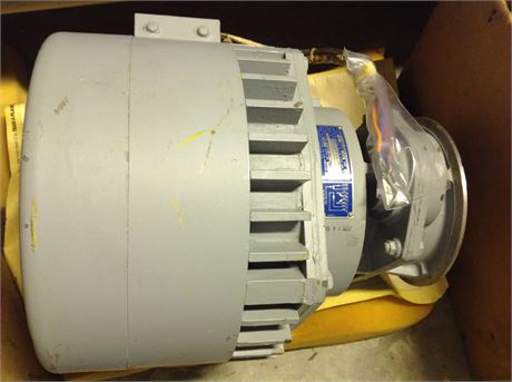 AC MOTOR, GEAR, CLUTCH ASSEMBLY FOR MARINE APPLICATIONS, NS/NOS, UNPACKED