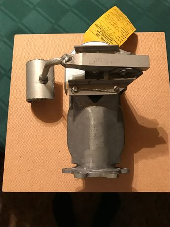 VALVE ASSEMBLY, FLOAT, C-130 AIRCRAFT, OHC W/YELLOW TAG